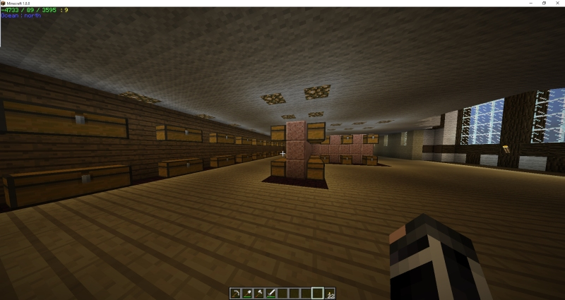 how to make automatic item sorter in vanilla minecraft